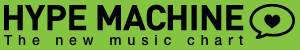 Hype Machine Music Widget MP3 Blogs